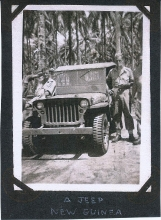 Jeep New Guinea