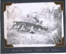 Australian Tank Buna