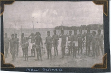 New Guinea Natives
