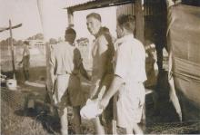 At Garbutt Drome April 1942