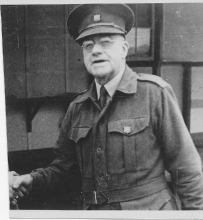 Brigadier Munro, Salvation Army