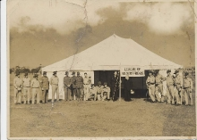 Group at Werribee 1940