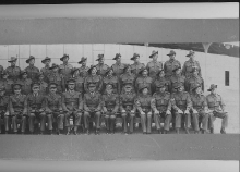 RHQ Werribee 1940 Part 1