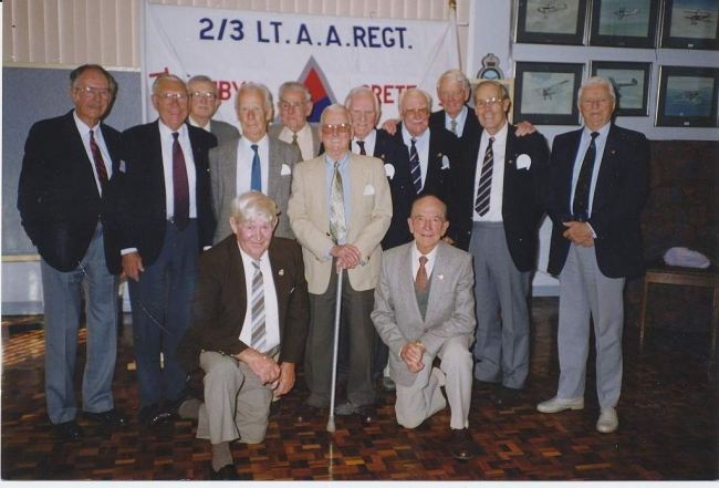 1999 Annual Reunion - Committee